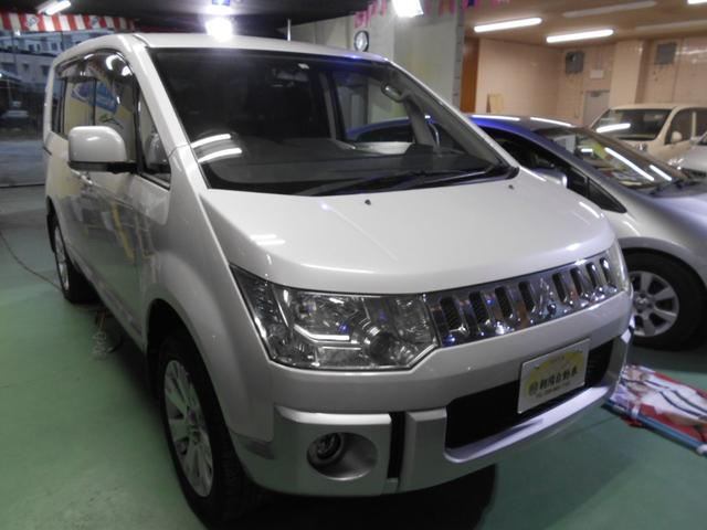 三菱 エクシードII 4WDバックモニター付き