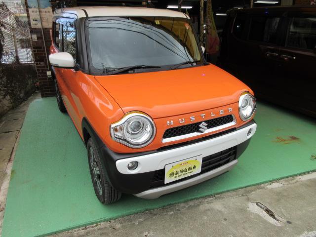 沖縄県うるま市の中古車ならハスラー X