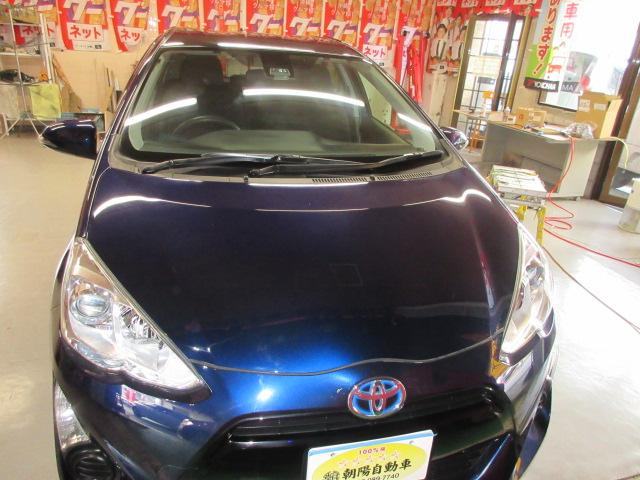 沖縄県うるま市の中古車ならアクア Sスタイルブラック