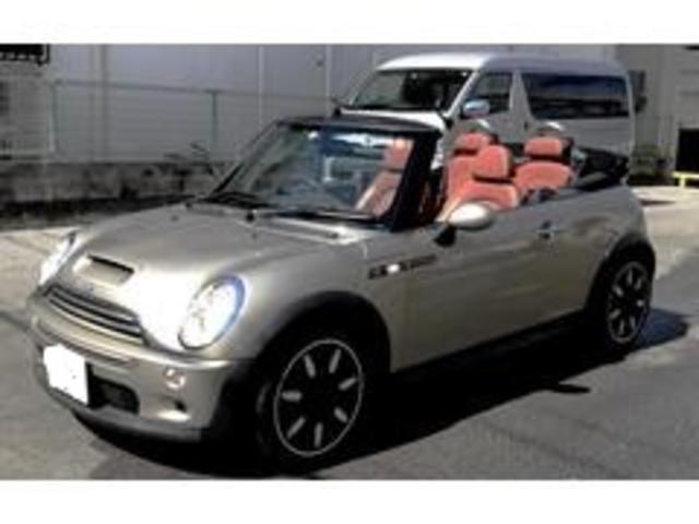 沖縄の中古車 MINI MINI 車両価格 90万円 リ済別 2007(平成19)年 4.3万km シルバー