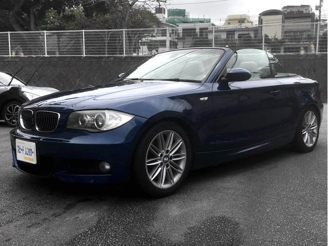 沖縄の中古車 BMW BMW 車両価格 50万円 リ済別 2009(平成21)年 6.1万km ダークブルーII