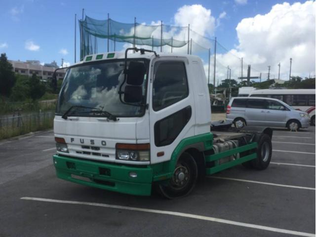 沖縄の中古車 三菱ふそう ファイター 車両価格 ASK リ済込 平成10年 23.3万km ホワイト