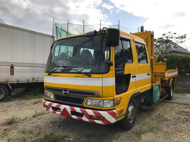 沖縄県沖縄市の中古車ならレンジャー 道路作業車 6MT  FD1JKDA