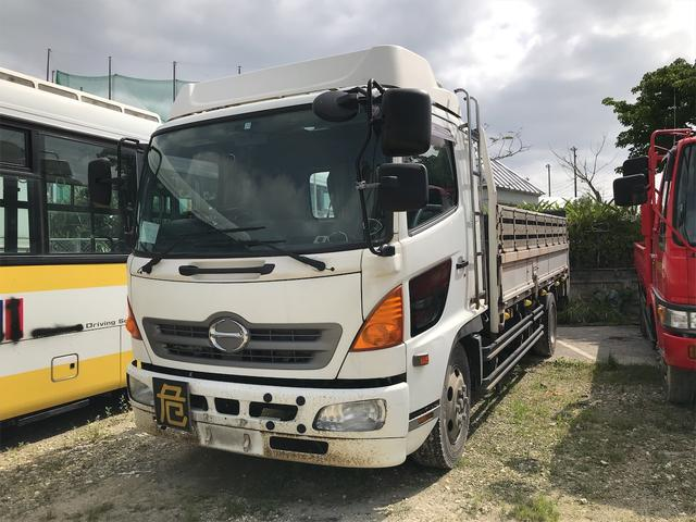 沖縄の中古車 日野 レンジャー 車両価格 ASK リ済別 2007(平成19)年 78.7万km ホワイト