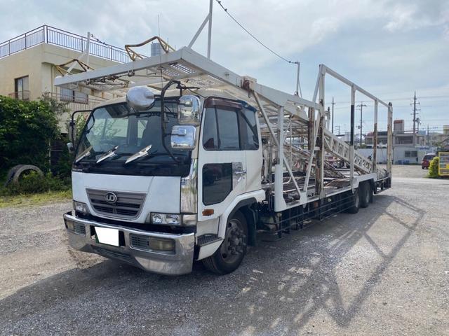 沖縄県の中古車ならコンドル 積載車 5台積