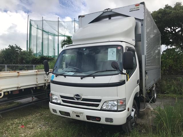 沖縄の中古車 日野 デュトロ 車両価格 ASK リ済別 2007(平成19)年 44.1万km ホワイト