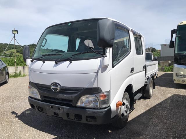 沖縄の中古車 日野 デュトロ 車両価格 ASK リ済別 2015(平成27)年 7.3万km ホワイト