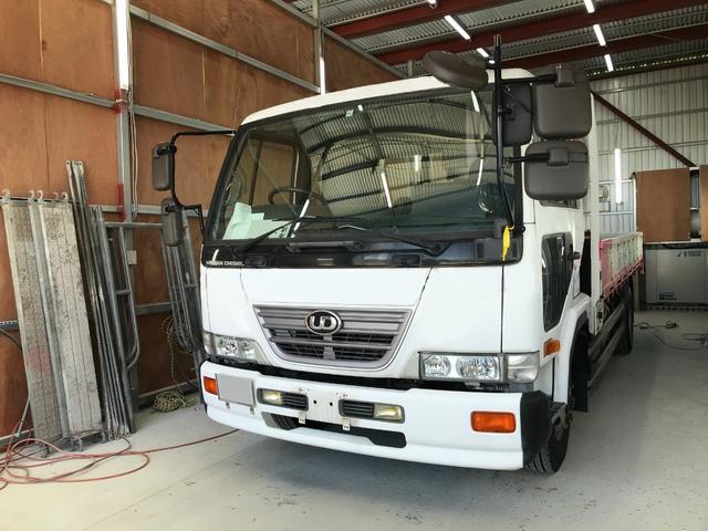 沖縄の中古車 UDトラックス コンドル 車両価格 ASK リ済別 2004(平成16)年 9.2万km ホワイト