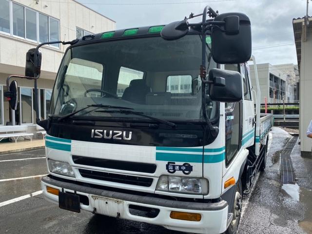 沖縄の中古車 いすゞ フォワード 車両価格 ASK リ済別 1999(平成11)年 10.5万km ホワイト