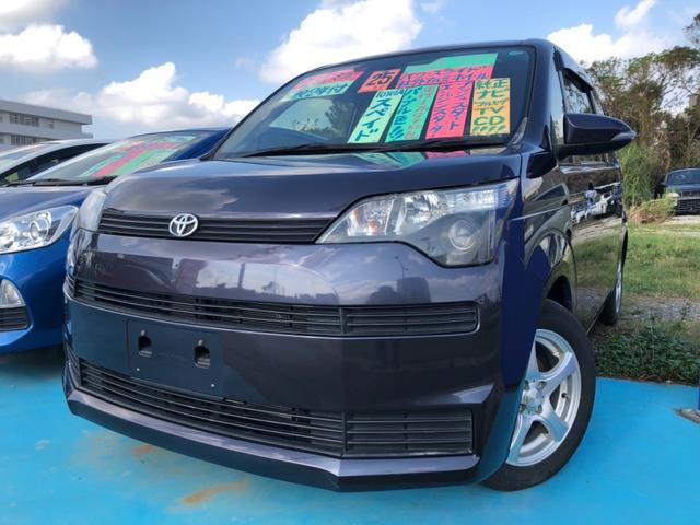 沖縄の中古車 トヨタ スペイド 車両価格 93万円 リ済込 平成25年 2.0万km パープル