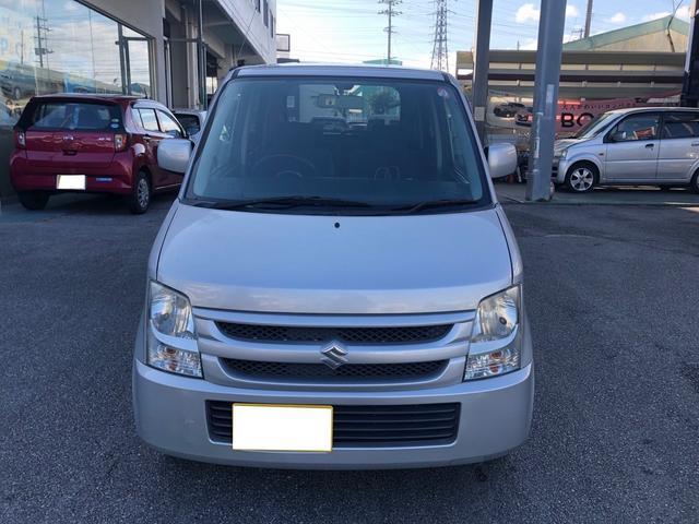 沖縄県浦添市の中古車ならワゴンR FX