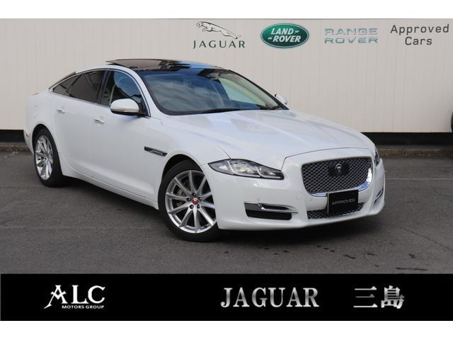 ジャガー 3.0 V6 340PS 8AT シートクーラー