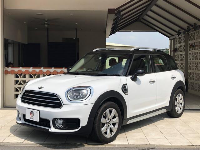 沖縄の中古車 MINI MINI 車両価格 329万円 リ済別 2018年 0.8万km ライトホワイト