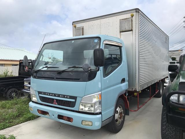 沖縄県の中古車ならキャンター 超々ロングDXターボ