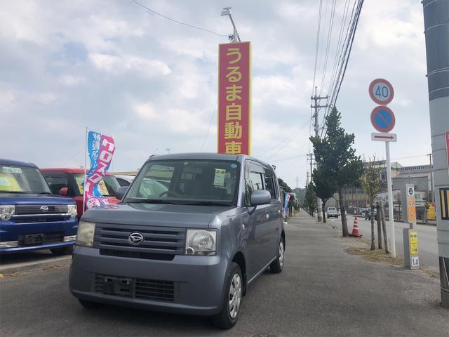 沖縄県うるま市の中古車ならムーヴコンテ L・内地中古車・キーレス・修復無・タイミングチェーン式