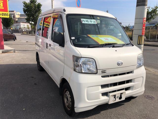 沖縄県うるま市の中古車ならハイゼットカーゴ スペシャル・内地中古車・キーレス・AT・タイミングチェーン式