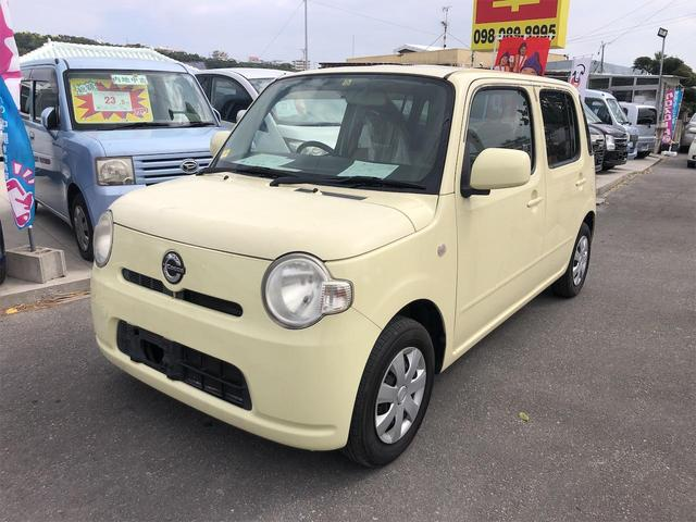 沖縄県うるま市の中古車ならミラココア ココアX・内地車・車検2年全込・