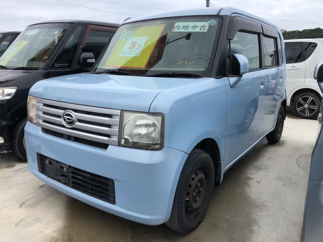 沖縄県うるま市の中古車ならムーヴコンテ Xスペシャル・内地中古車・修復無・車検2年・