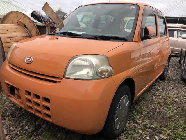 沖縄県の中古車ならエッセ 全車両認証工場整備記録簿付・内地仕入車両・