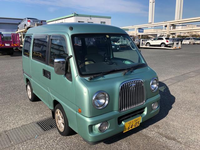 沖縄県の中古車ならディアスワゴン クラシック・内地仕入・タイヤ新品・修復無・キーレス点検記録簿