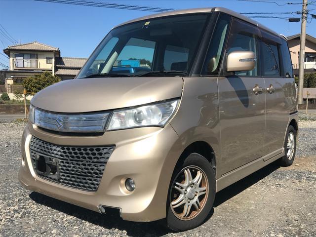 沖縄県の中古車ならパレットSW TSターボ車・内地仕入・両側電動スライド・プッシュスタート