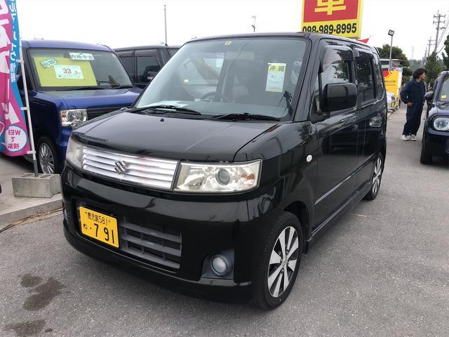 沖縄県の中古車ならワゴンR スティングレーX・内地仕入・HID・アルミ・