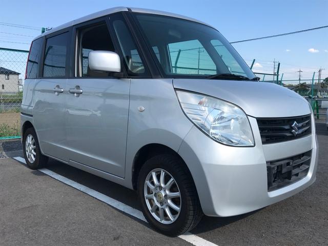 沖縄県の中古車ならパレット G・内地車・スライドドア・修復無・キーレス・アルミ・整備点検