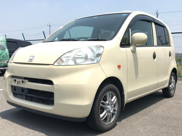 沖縄の中古車 ホンダ ライフ 車両価格 15万円 リ済別 2007(平成19)年 4.1万km イエローM