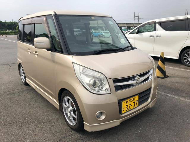 沖縄県沖縄市の中古車ならパレット XS・内地仕入・BLITZ車高調・社外テール左電動ドアHID