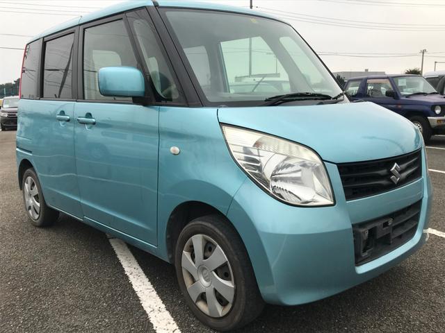 沖縄県浦添市の中古車ならパレット X内地仕入・修復無・プッシュスタート・整備点検記録簿付