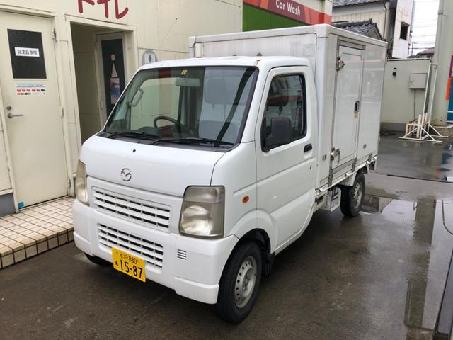 沖縄県の中古車ならスクラムトラック 内地仕入・冷凍冷蔵車-5℃・MT東プレ製・
