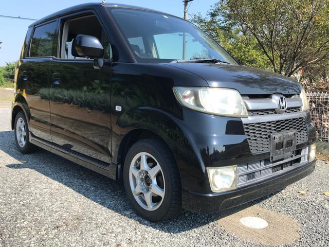 沖縄の中古車 ホンダ ゼスト 車両価格 17.9万円 リ済別 2007(平成19)年 5.0万km ブラックM