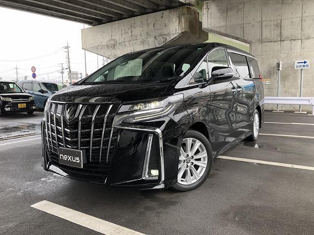 沖縄県の中古車ならアルファード 2.5S Cパッケージ
