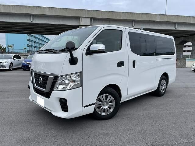 糸満市 ネクサスレンタカー株式会社 日産 NV350キャラバンバン ロングDX ナビ・ETC・バックカメラ ホワイト 3.0万km 2019(平成31)年