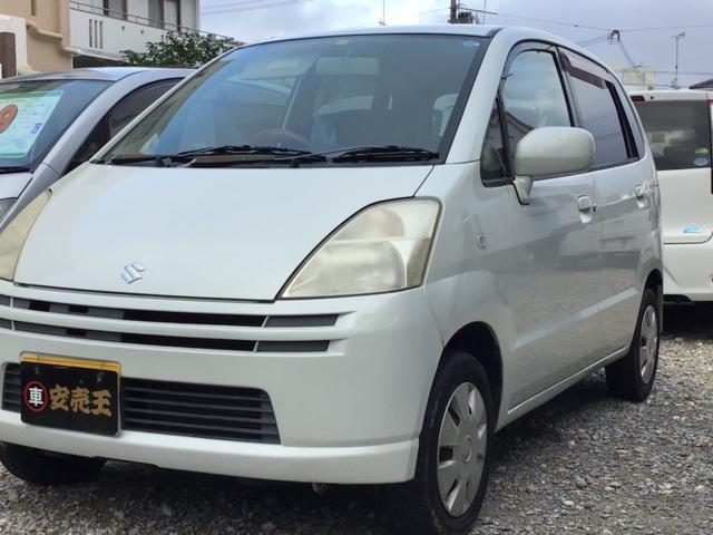 沖縄県の中古車ならMRワゴン GL