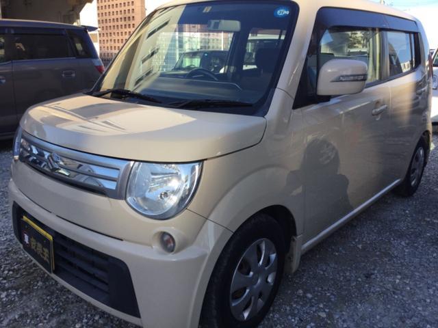 沖縄県豊見城市の中古車ならMRワゴン X