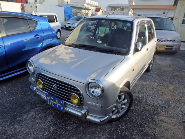 沖縄の中古車 ダイハツ ミラジーノ 車両価格 25万円 リ済込 2001(平成13)年 8.7万km シルバーM
