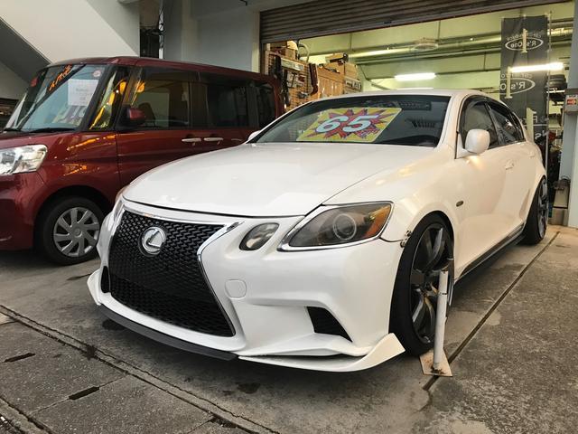沖縄県の中古車ならGS GS430 R35純正20インチ