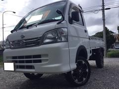 ハイゼットトラックエアコン・パワステ スペシャル 5MT リフトアップ MTタイヤ オーバーフェンダー 2WD