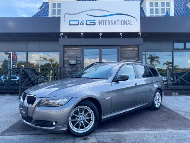沖縄の中古車 BMW 3シリーズ 車両価格 69万円 リ済込 2009(平成21)年 6.8万km ガンM