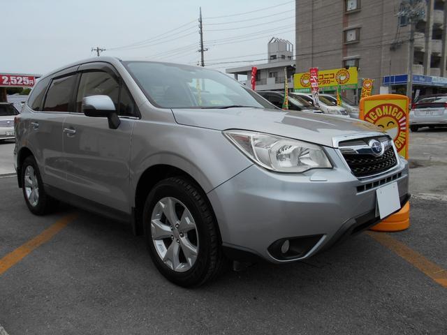 沖縄の中古車 スバル フォレスター 車両価格 138万円 リ済込 2013(平成25)年 5.0万km グレー