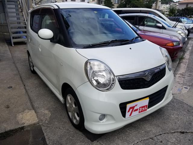 沖縄県浦添市の中古車ならMRワゴン ウィット TSターボ新品バッテリーオイル交換
