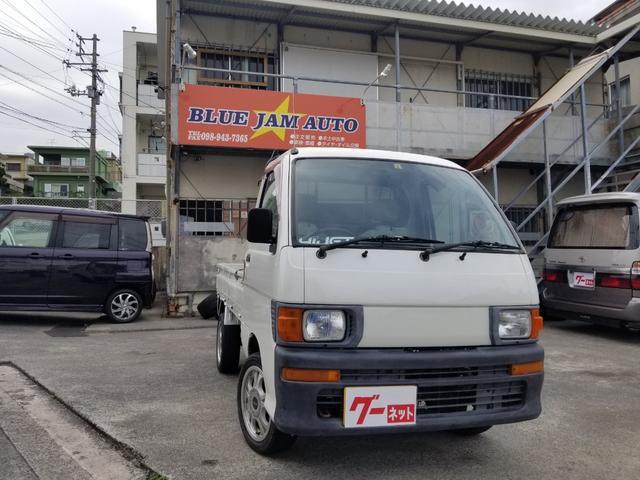 沖縄県浦添市の中古車ならハイゼットトラック ベースグレード 4WD
