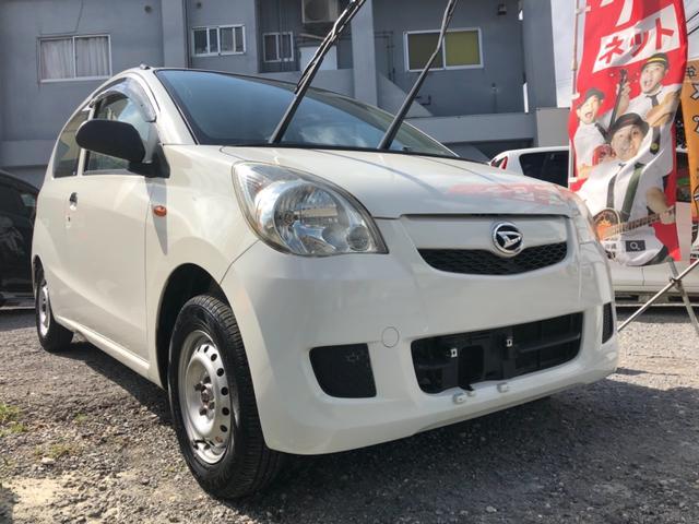 沖縄県の中古車ならミラ 2年保証可能 TX ワンオーナー ナビ ETC 本土車
