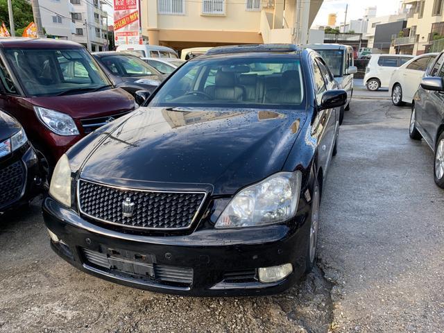 沖縄県の中古車ならクラウン アスリートGパッケージ
