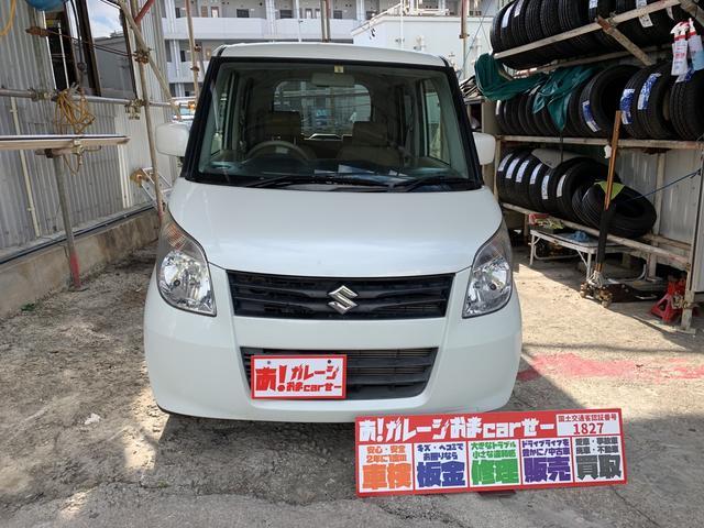 沖縄の中古車 スズキ パレット 車両価格 44万円 リ済込 2010(平成22)年 1.2万km ホワイト