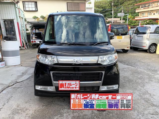 沖縄県の中古車ならタント カスタムX HDD地デジナビ スライドドア