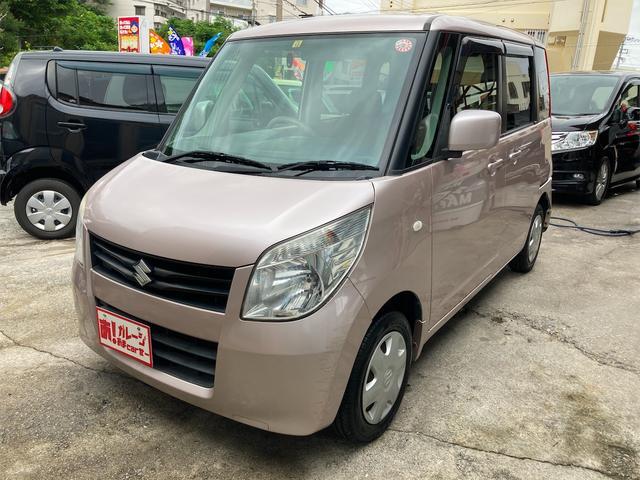 沖縄の中古車 スズキ パレット 車両価格 40万円 リ済込 2009(平成21)年 8.5万km ピンク