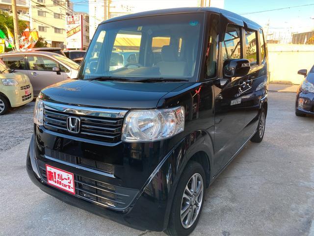 沖縄県の中古車ならN-BOX G・Lパッケージ 2年保証