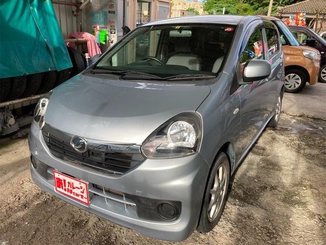 沖縄県那覇市の中古車ならミライース X SA 本土車両 2年保証